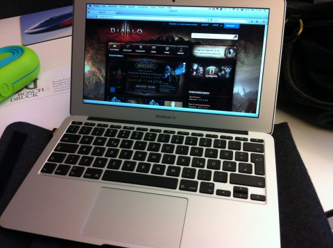 diablo 3 for macbook air