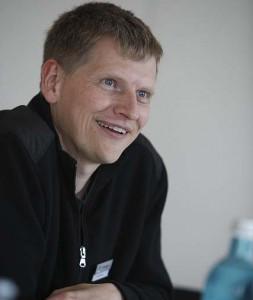 Frank Roebers ist Vorstandchef der Synaxon AG, der Muttergesellschaft von PC-Spezialist