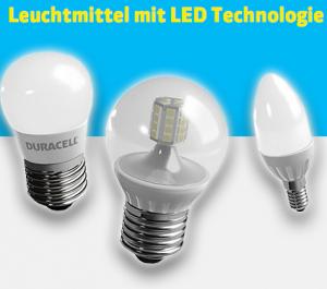 Leuchtmittel LED Lampen günstig kaufen bei PC SPEZIALIST