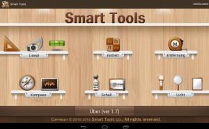 Smart Tools App - elf nützliche Apps