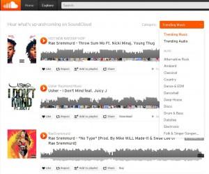 Musik-Streaming Dienste