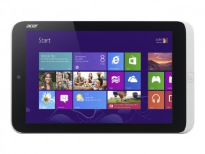 Tablet Acer Bild