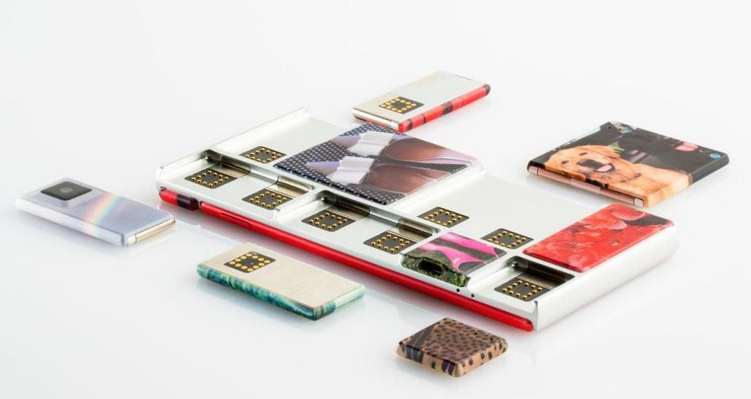 Project Ara Smartphone Google