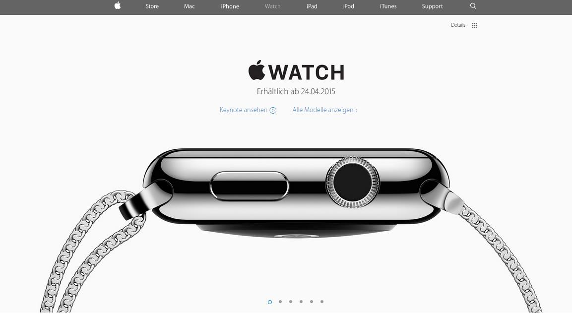 Apple Watch Release Datum