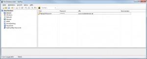 KeePass Passwort Manager