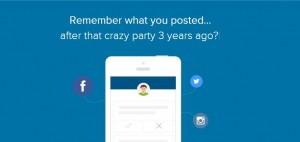 Clear App Facebook Profil säubern