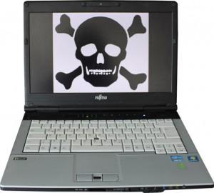 malware und trojaner im system