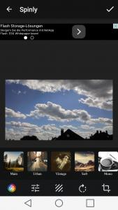Spinly, Snapseed und Fotor sind Alternativen zu Instagram