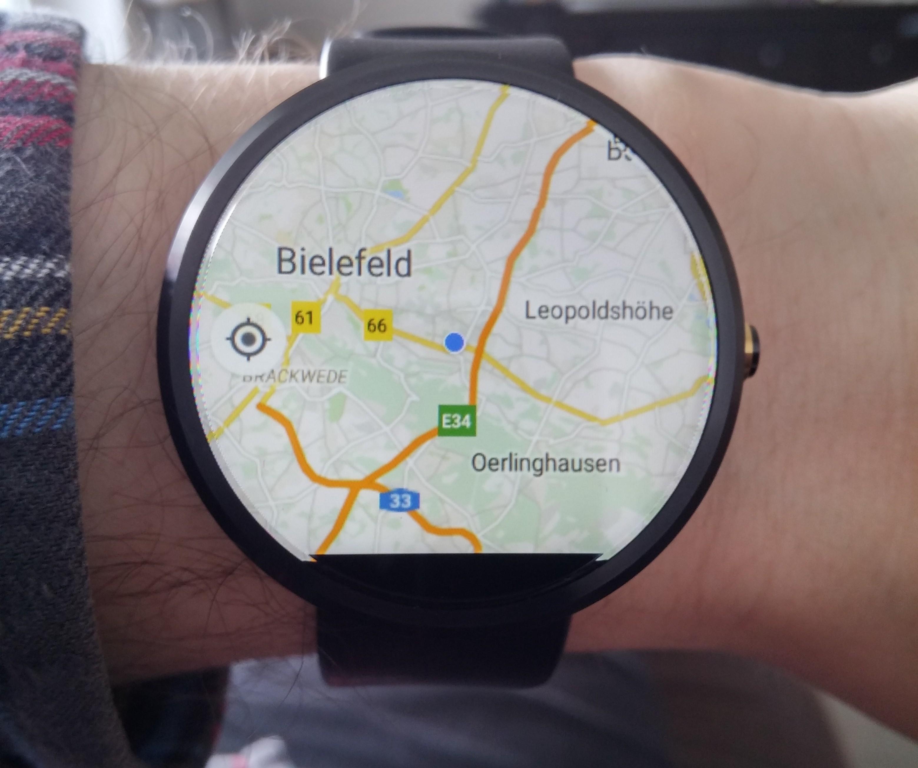 Motorola Moto 360 Erfahrungsbericht Teil 1## Edle ...