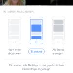 facebook freunde newsfeed