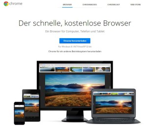 browser google