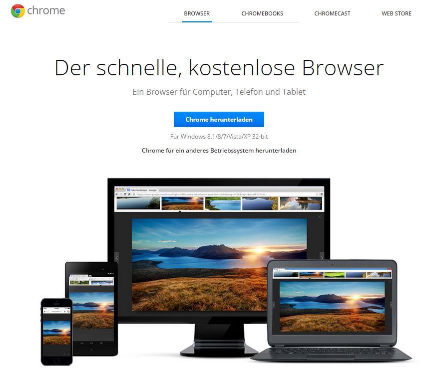 wer ist der beste browser