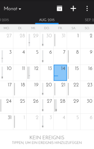 kalender apps android