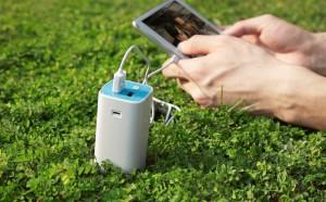 mobiler akku smartphone tablet powerbanks