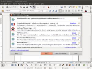 textverarbeitung libreoffice