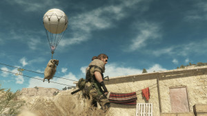 Metal Gear Solid V: The Phantom Pain - Fulton-System