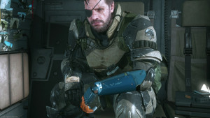 Metal Gear Solid V: The Phantom Pain - Prothese