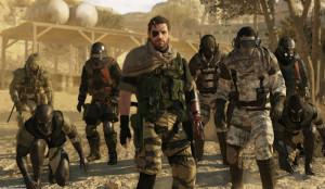 Metal Gear Solid V: Naked Snake aka. Big Boss