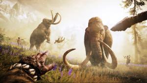 Far Cry Primal: Mammuts