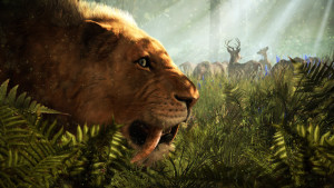 Far Cry Primal: Säbelzahntiger