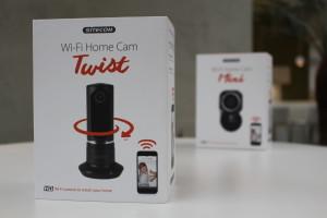 Wi-Fi Home Cam Twist