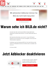 bild.de adblocker