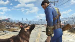 Fallout 4: Nie allein unterwegs
