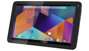 Hannspree Hannspad 101 Helios: Das Tablet arbeitet zuverlässig mit der Android 5.1 Lollipop-Firmware.