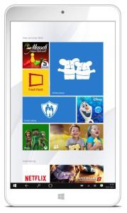 ODYS Winkid 8: Tablet für Kinder