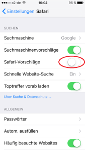 safari stürzt ab