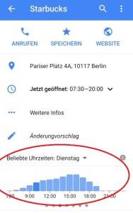 google maps funktionen