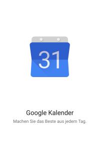google goals calendar feature