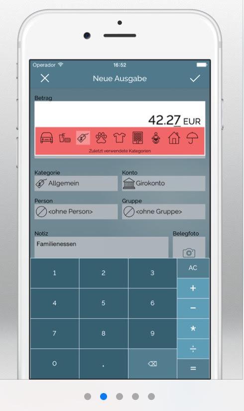 Haushaltsbuch Kostenlos Die Besten Haushaltsbuch Apps
