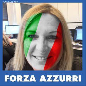 flag face app