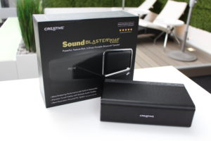 Upper Class: Creative Soundblaster Roar Pro