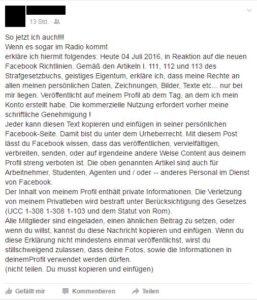 facebook agb