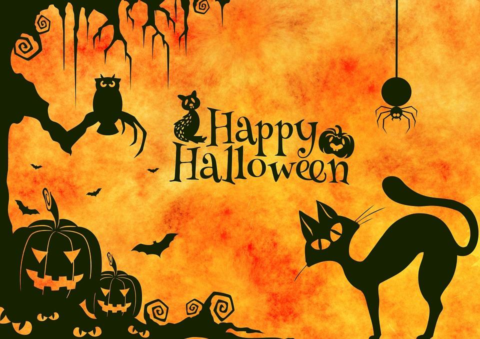 halloween spielen