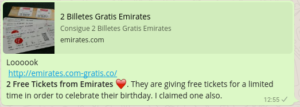 emirates Flugtickets