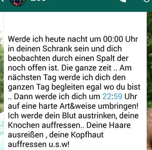 Whatsapp Kettenbrief Morddrohung Als Fieser Scherz