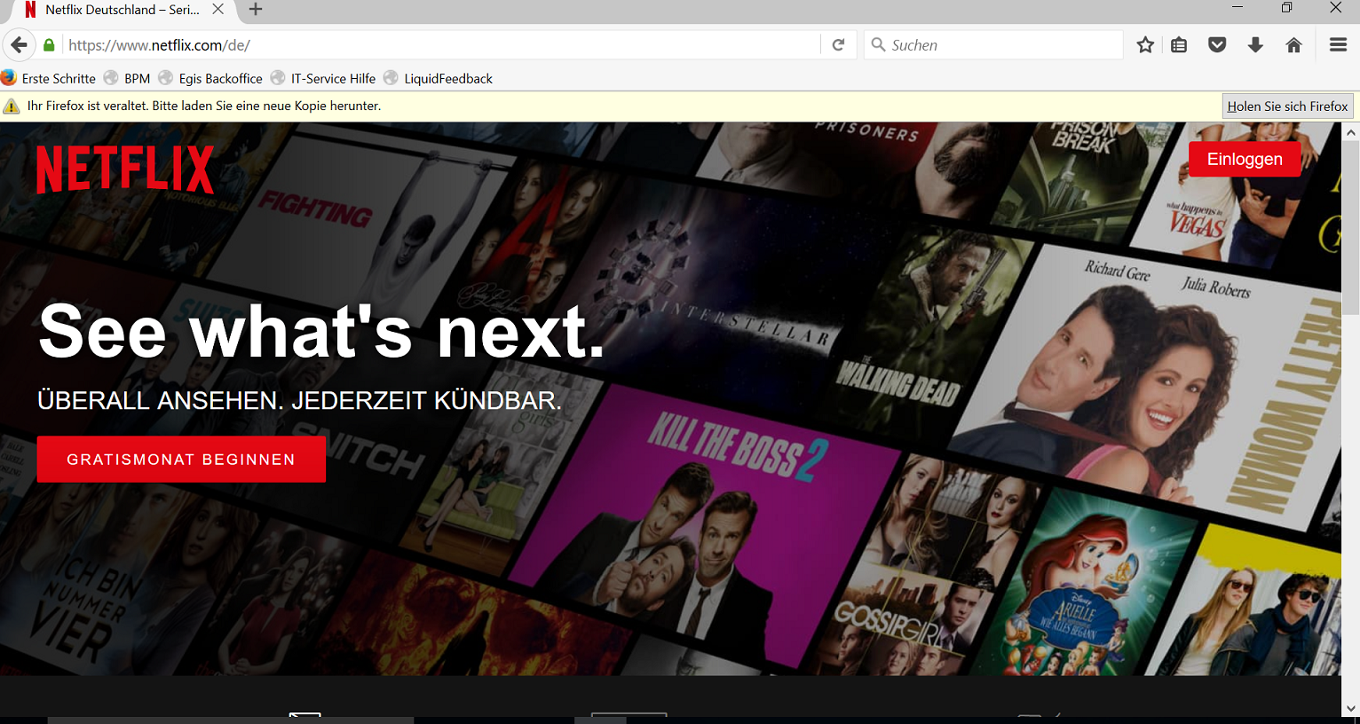 Netflix Neuheiten