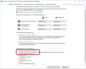 Windows 10 Internet geht nicht