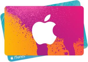 Apple iTunes Karte