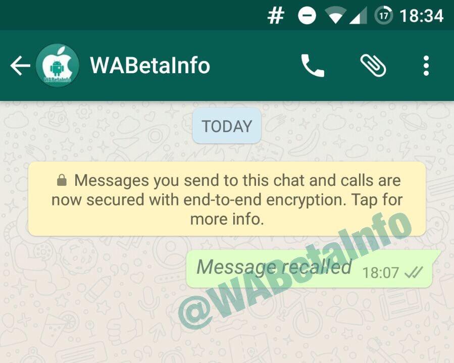 Whatsapp Nachricht Zurückholen Neue Funktionen Im Beliebten Messenger