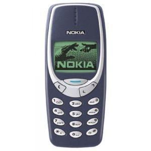 Nokia Knochen 3310