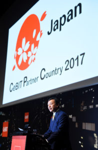 CeBIT 2017 Preview: Besuch aus Japan