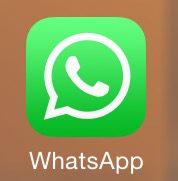 WhatsApp E-Mail