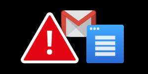 phishing mail warnung