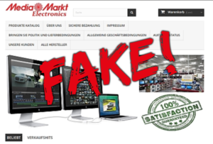 fake shop media markt