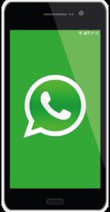 Neue WhatsApp Farbe