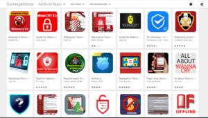 WannaCry Schutz App